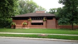 The Arthur Heurtley House, 318 Forest Ave., Oak Park.