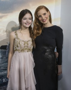 Foy and Chastain