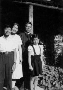 Joy's family