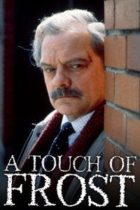 "David Jason in ""A Touch of Frost"""