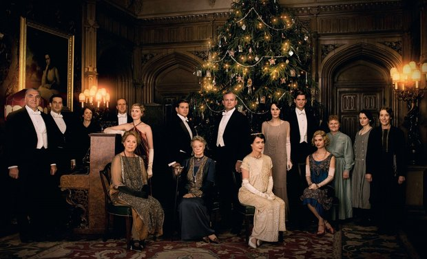 DowntonCast