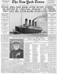 TitanicHeadlines