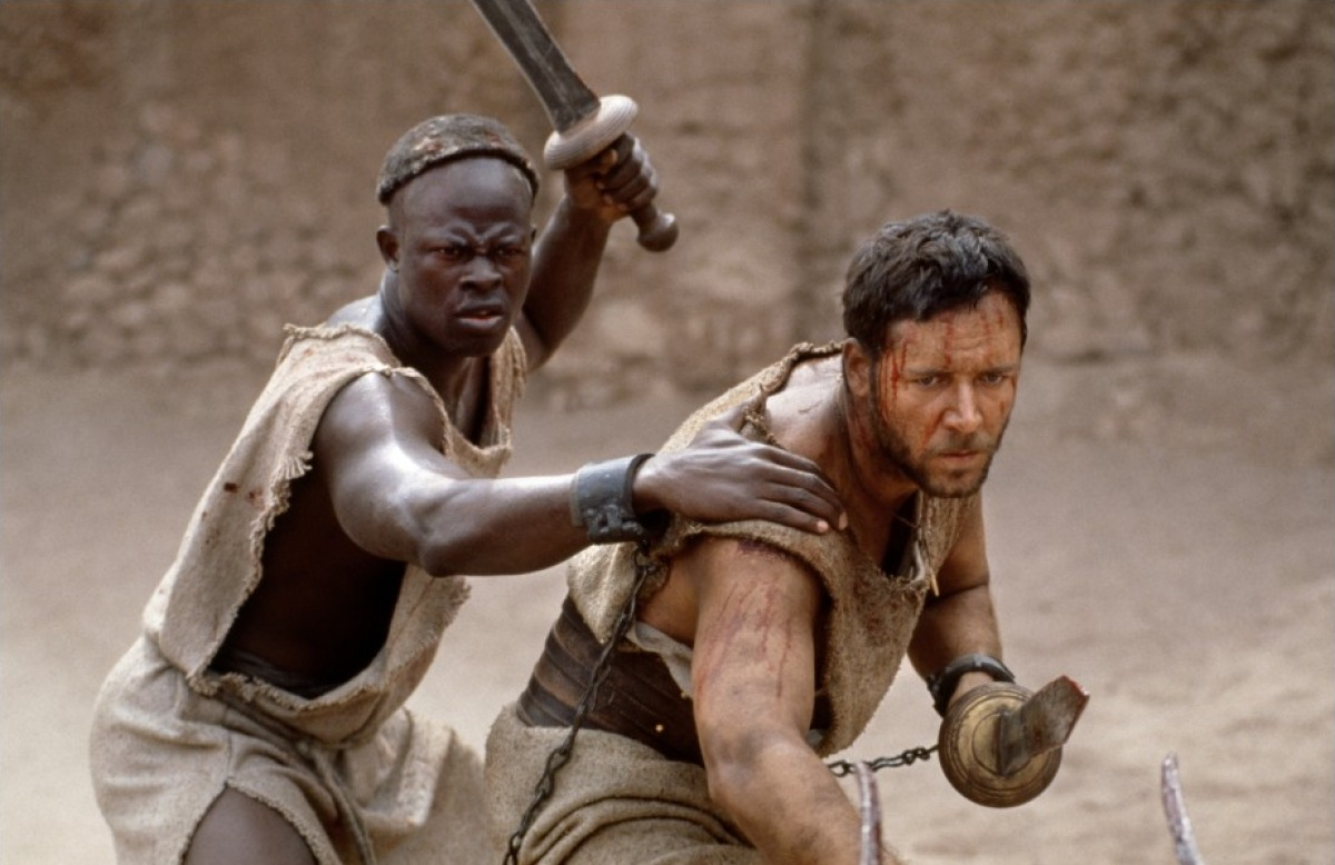 Gladiator, a movie review | Ms M's Bookshelf