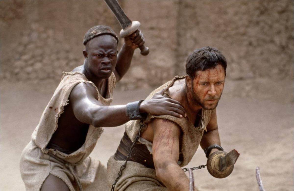 Gladiator, a movie review | Ms M's Bookshelf