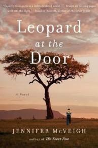 leopardatthedoor